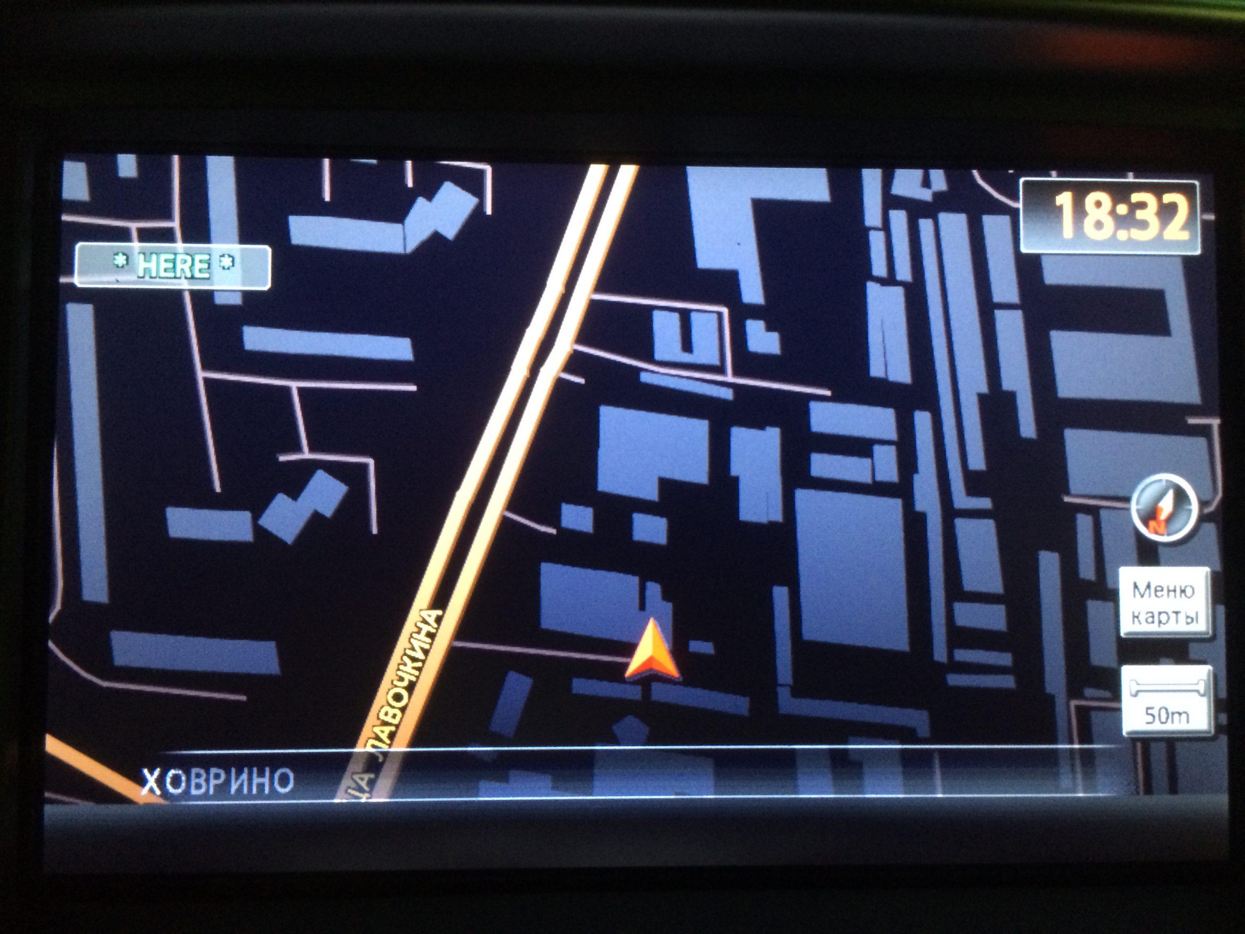 Карты навигации для Nissan и Infiniti