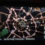 Пробки на навигации Nissan и Infiniti