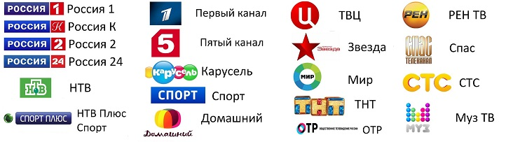 Установка цифрового TV DVB-T2